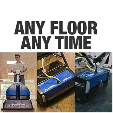 Powr-Flite Floor Machines | Green Bay, WI